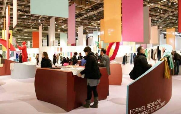 نمایشگاه صنعت پوشاک پاریس ۲۰۱۸