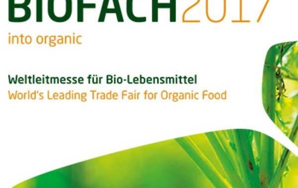 نمایشگاه مواد غذایی ارگانیک نورنبرگ (۲۰۱۷ BioFach)
