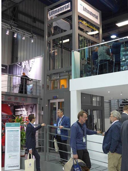 نمایشگاه آسانسور آلمان