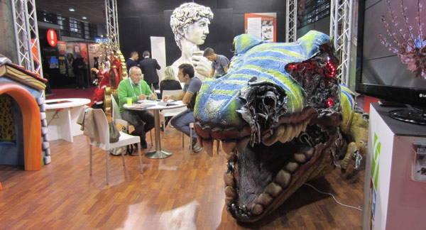 نمایشگاه و کنفرانس جاذبه های تفریحی اروپا (2017 EAS)